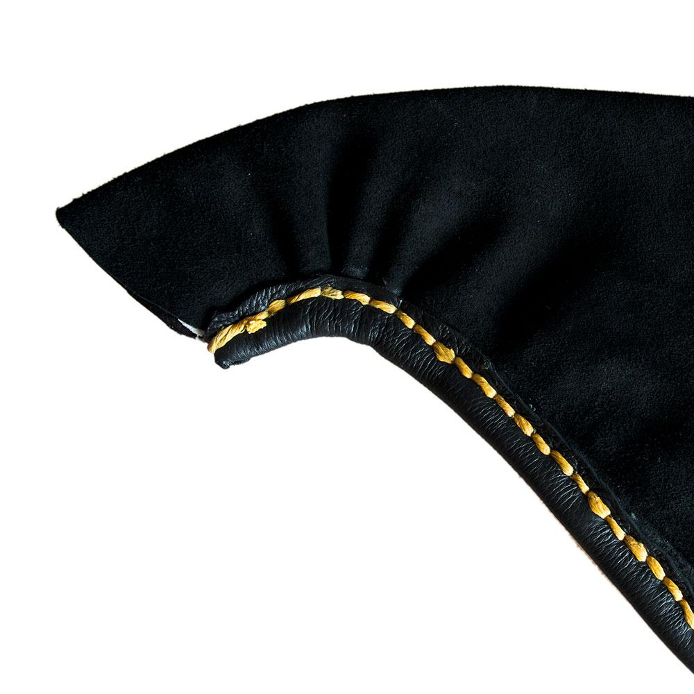 Cow Hide Skin Bag Pipe Bag